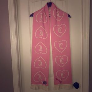 Juicy Couture Scarf double face